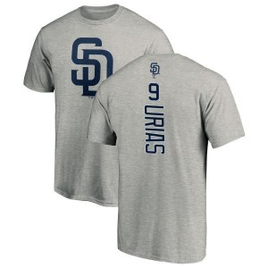 Luis Urias San Diego Padres Youth Backer T-Shirt - Ash